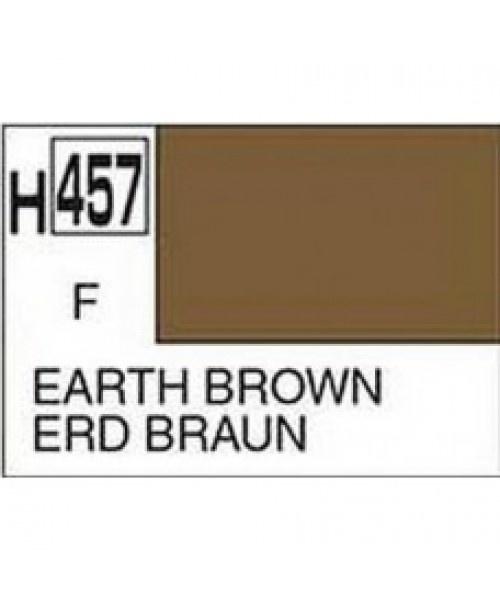 Mr Hobby / Gunze Aqueous Hobby Color Earth Brown - 10ml - Mr Hobby / Gunze - MRH-H-457