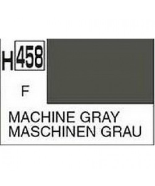 Mr Hobby / Gunze Aqueous Hobby Color Machine Gray - 10ml - Mr Hobby / Gunze - MRH-H-458