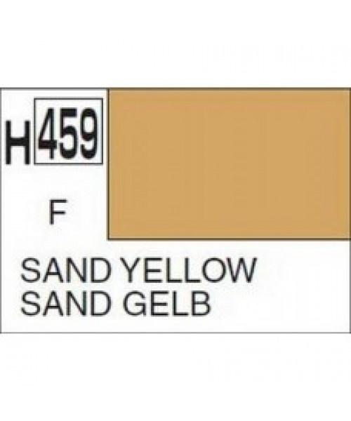 Mr Hobby / Gunze Aqueous Hobby Color Sand Yellow - 10ml - Mr Hobby / Gunze - MRH-H-459