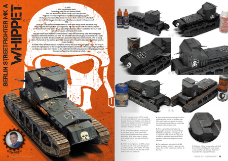 "Tanker Magazine Tanker 03 ""Dust & Rust"" - English"