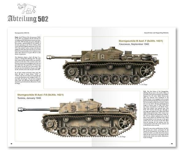 Abteilung 502 Sturmgeschütz  (English)
