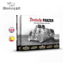 Deutsche Panzer (English)