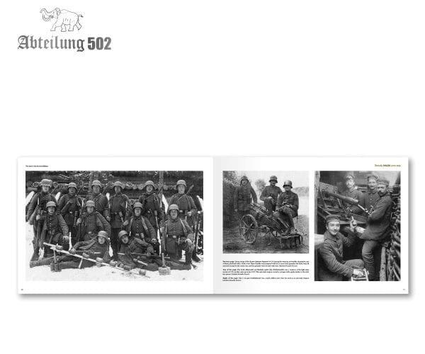 Abteilung 502 Deutsche Panzer (English)