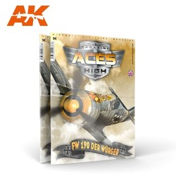 Issue 11. Aces High Fw 190 Der Würger -  English
