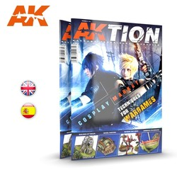 Aktion Wargame Magazine - Issue 2. English