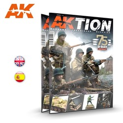 Aktion Wargame Magazine - Issue 3. English