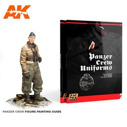 Panzer Crew Uniforms (Ak Learning Series Nº2)  English