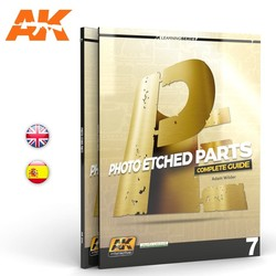 Photoetch Parts (Ak Learning Series Nº7) English