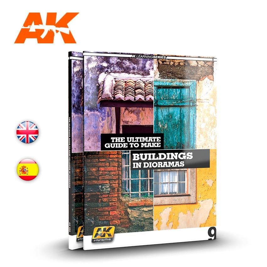 Learning Series Ak Learning 9 Guide To Make Buildings In Dioramas English