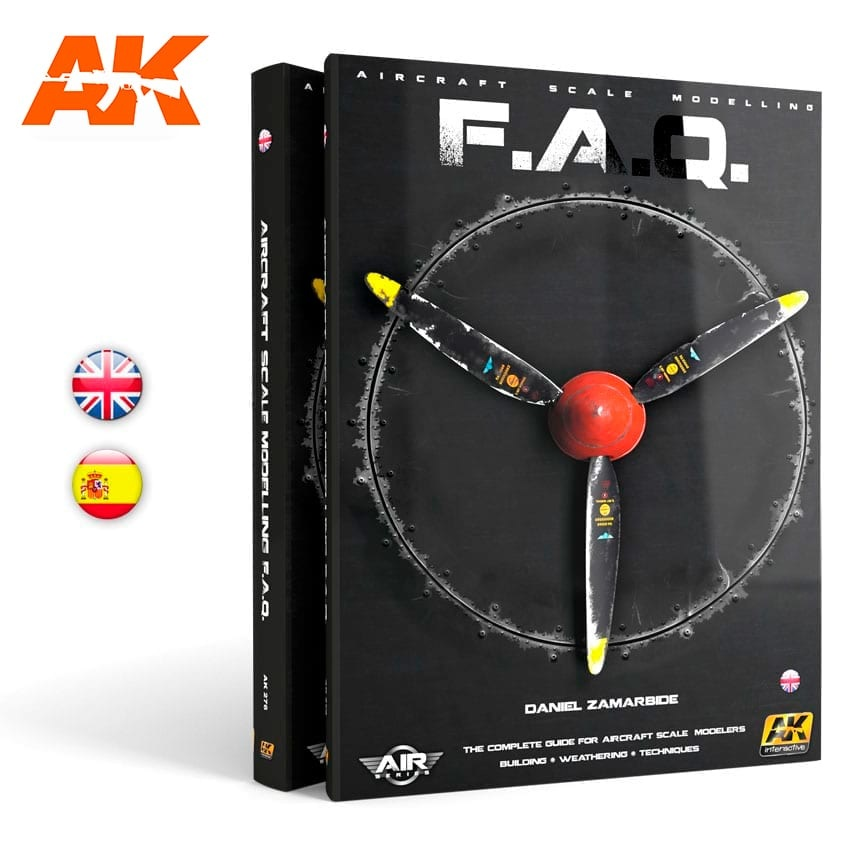 AK-Interactive Aircraft Scale Modelling F.A.Q. - English