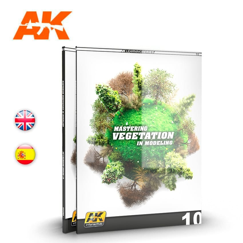 Learning Series Ak Learning 10 Mastering Vegetation In Modeling   English