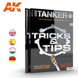 Tanker 10 Tricks & Tips (Special Edition) - English