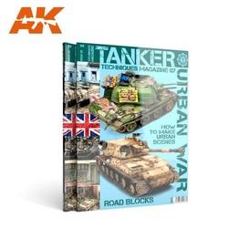 Tanker 07 Urban War - English