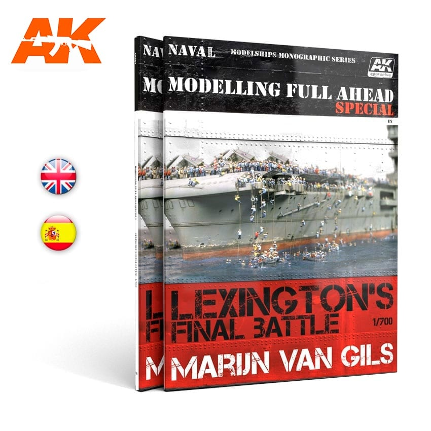 AK-Interactive Modelling Full Ahead Special - English