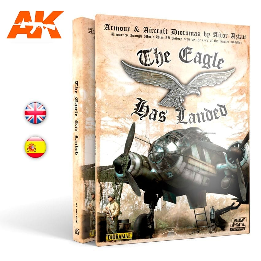 AK-Interactive The Eagle Has Landed - English