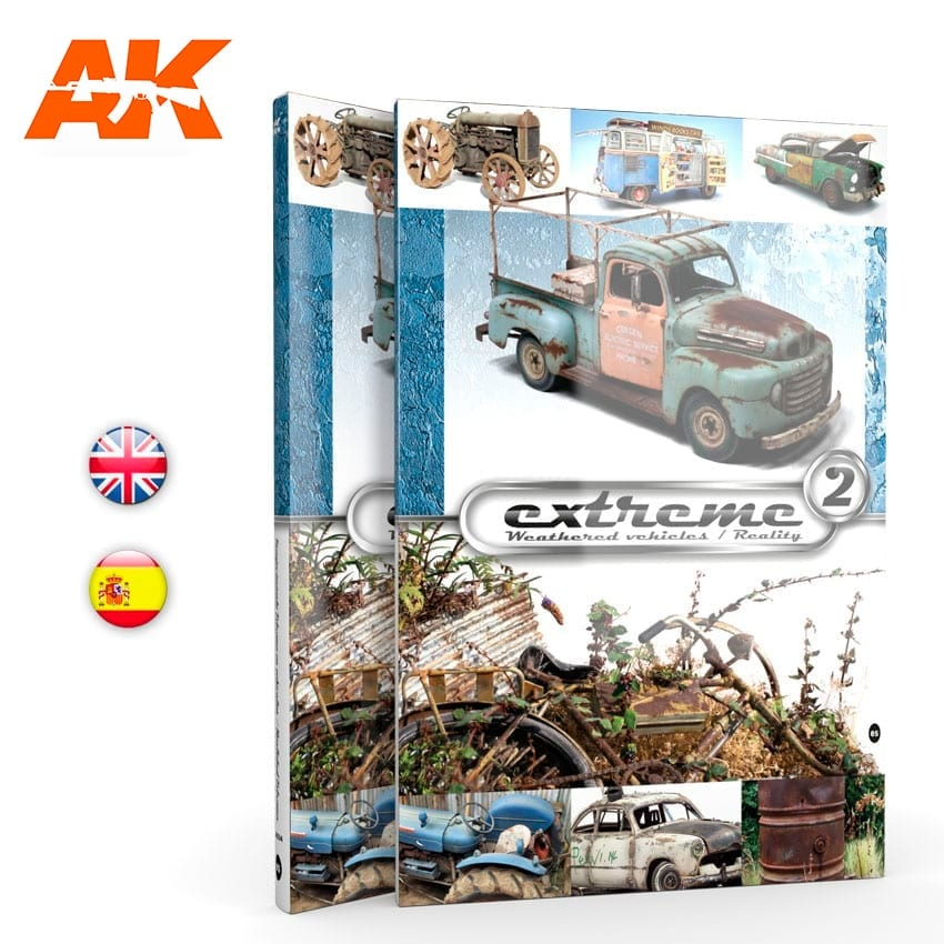 AK-Interactive Extreme2 - Compilation Of Ak-307 And Ak-404 - English