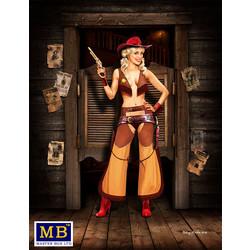 """""""Marshal Jessie"""" - Masterbox - MBLTD24018"""