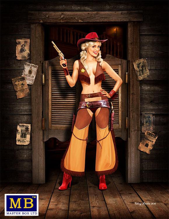 "Masterbox ""Marshal Jessie"" - Masterbox - MBLTD24018"