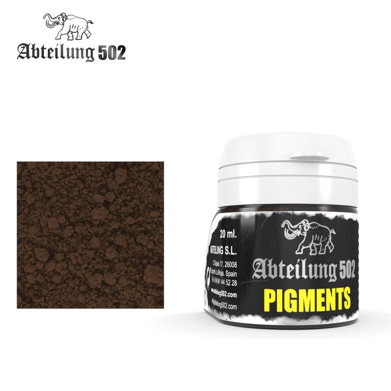 Abteilung 502 Dark Mud Pigment - 20ml - Abteilung 502 - ABTP033