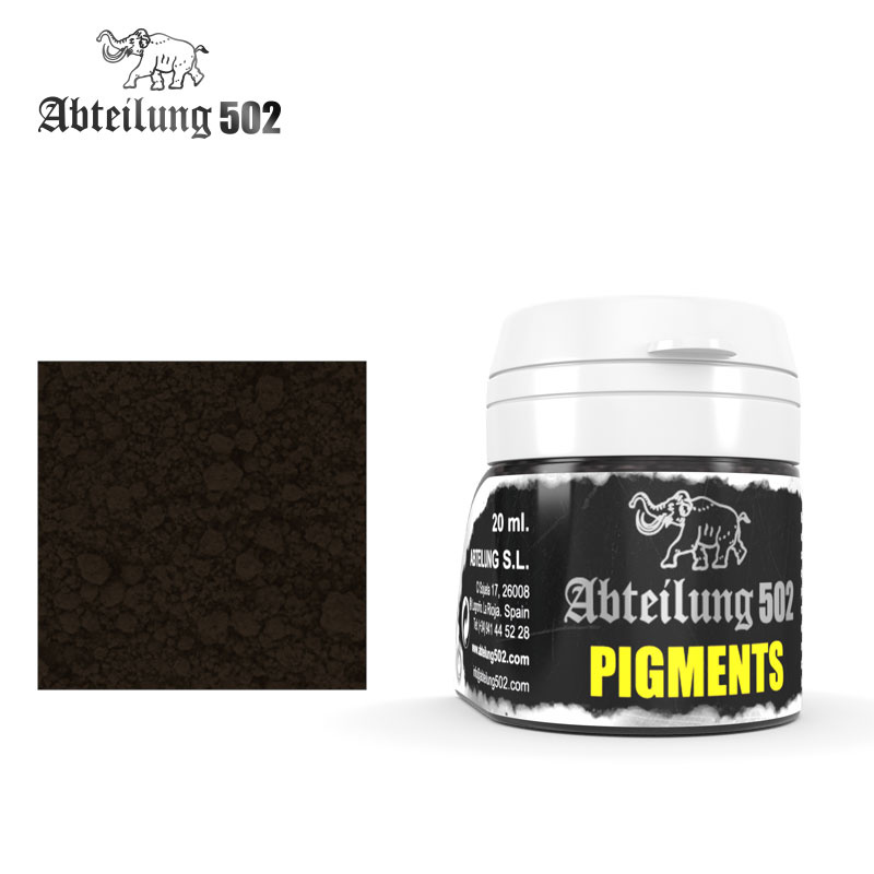 Abteilung 502 Burned Grease Pigment - 20ml - Abteilung 502 - ABTP040