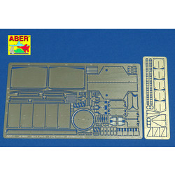 Tiger I, Ausf.E - Early Version - (Additional Set) - Aber - Scale 1-16 - ABR 16008
