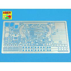 Steyr 1500 - Engine & Suspension - Additional Set - Aber - Scale 1-35 - ABR 35 A90