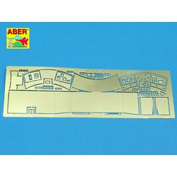 Turret Stowage Bin For Pz.Kpfw. Vitigeri-Standard Model - Aber - Scale 1-35 - ABR 35 A102