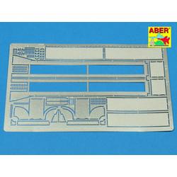 Pz.Kpfw. I, Ausf.A - Vol.2 - Additional Set - Fenders - Aber - Scale 1-35 - ABR 35119