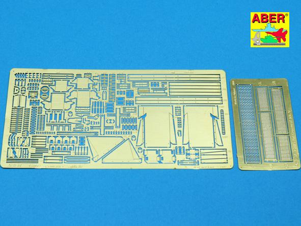 Aber Centaur C.S. Mk.Iv - Aber - Scale 1-35 - ABR 35092