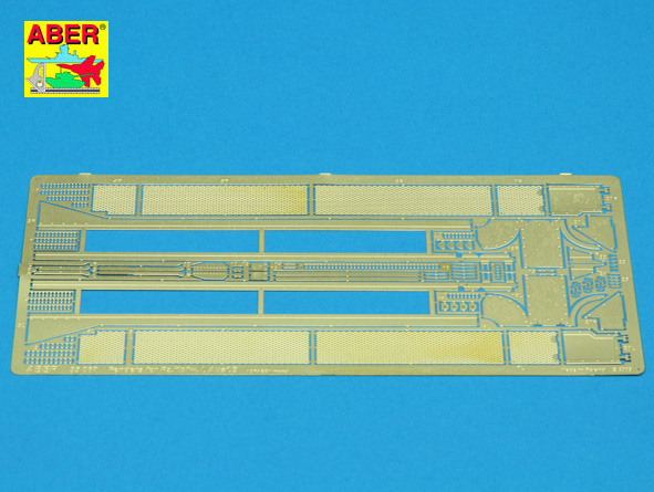 Aber Fenders For Panzer I, Ausf.B - Aber - Scale 1-35 - ABR 35067