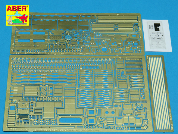 Aber Sturmtiger  [Part 2 - Interior] - Aber - Scale 1-35 - ABR 35047