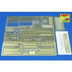 T-34-85 - Aber - Scale 1-35 - ABR 35046
