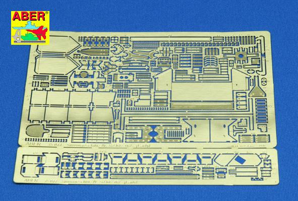 Aber Sturmgeschutz Iv - (Early) - Aber - Scale 1-35 - ABR 35044