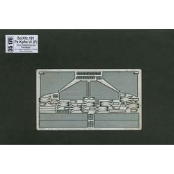 Sd.Kfz.181Pz.Kpfw. Vi(P)-Vol.2-Add.Set-Fenders - Aber - Scale 1-35 - ABR 35176