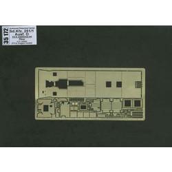 Sd.Kfz.251-1 Ausf.D-Vol.6-Add.Set-Floor - Aber - Scale 1-35 - ABR 35172