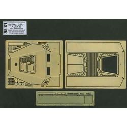 Sd.Kfz. 251-1 Ausf D.-Vol.5-Add.Set-Upper Armour - Aber - Scale 1-35 - ABR 35171