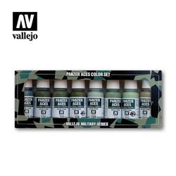 Panzer Aces Set No.4 - Vallejo - VAL-70127