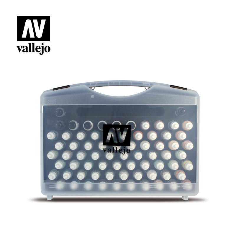 Vallejo Panzer Aces - Box With 72 bottles - Vallejo - VAL-70174