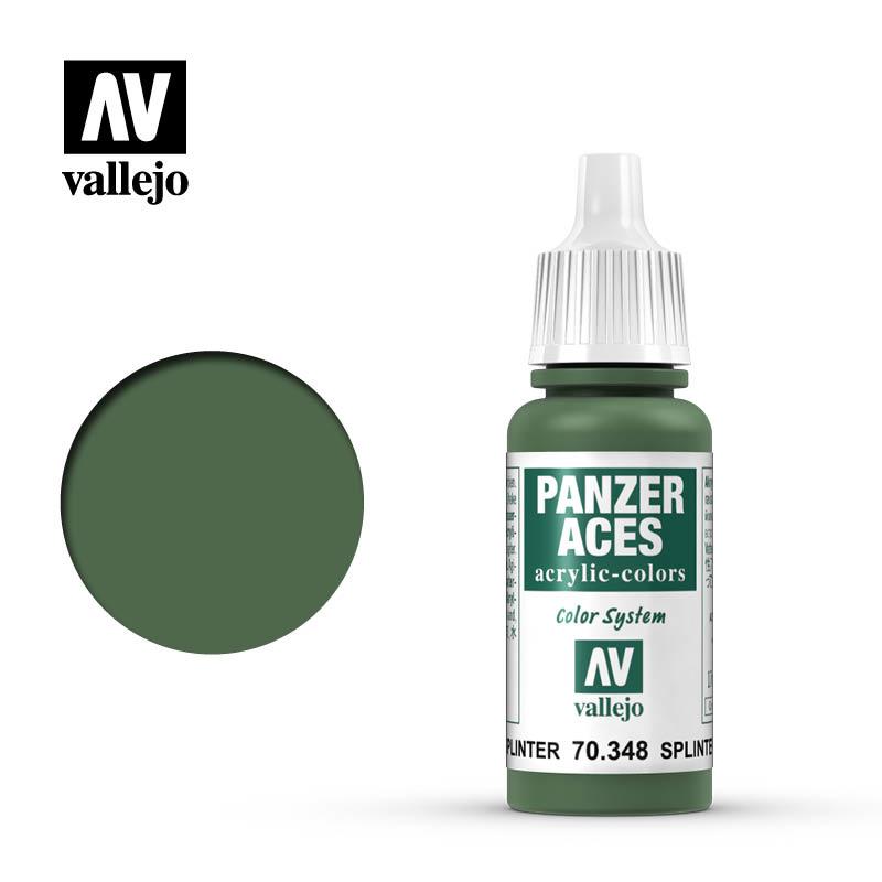 Vallejo Panzer Aces Splinter Strips - 17ml - Vallejo - VAL-70348
