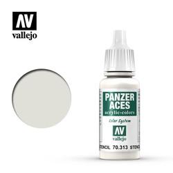 Panzer Aces Stencil - 17ml - Vallejo - VAL-70313