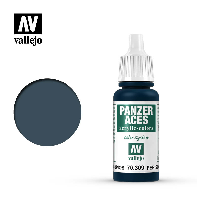 Vallejo Panzer Aces Periscopes - 17ml - Vallejo - VAL-70309