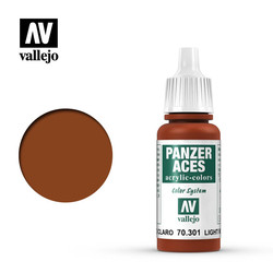 Panzer Aces Light Rust - 17ml - Vallejo - VAL-70301