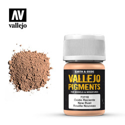 Fresh Rust Pigment - 35ml - Vallejo - VAL-73118