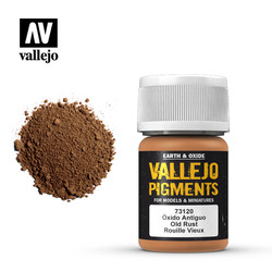 Old Rust Pigment - 35ml - Vallejo - VAL-73120