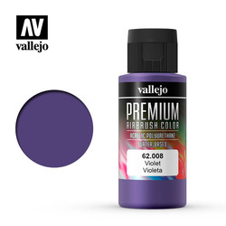 Premium Color Violet - 60ml - Vallejo - VAL-62008