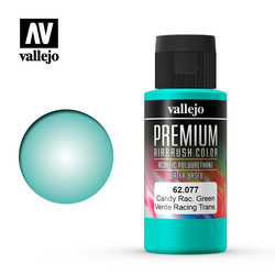 Premium Color Candy Racing Green - 60ml - Vallejo - VAL-62077