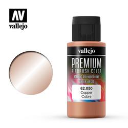 Premium Color Copper - 60ml - Vallejo - VAL-62050