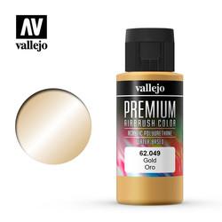 Premium Color Gold - 60ml - Vallejo - VAL-62049