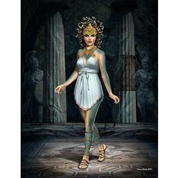 """Ancient Greek Myths Series. Medusa""  - Masterbox - MBLTD24025"
