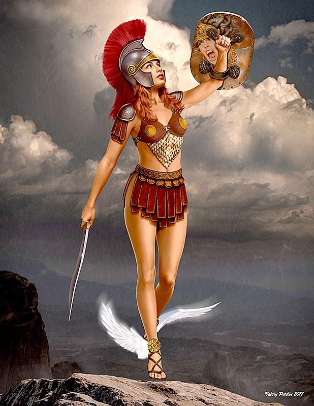 "Masterbox  ""Ancient Greek Myths Series. Perseus"" - Masterbox - MBLTD24032"